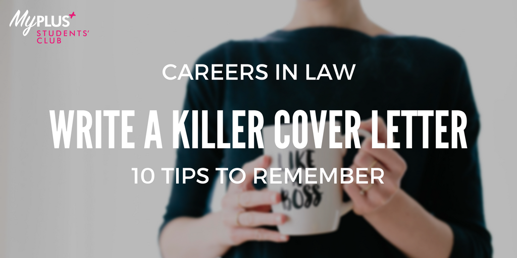 10 Top tips to remember when applying to law firms