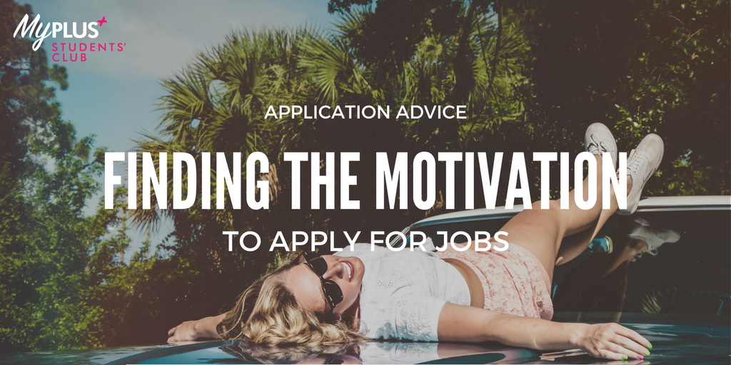 Navigating the job market: is Motivation all it's hyped up to be?