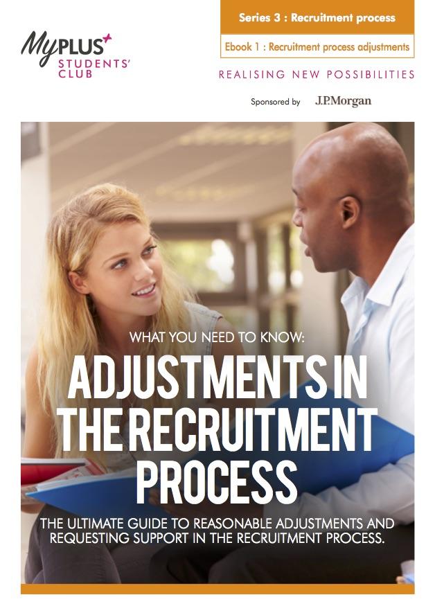 Recruitment Process Adjustments