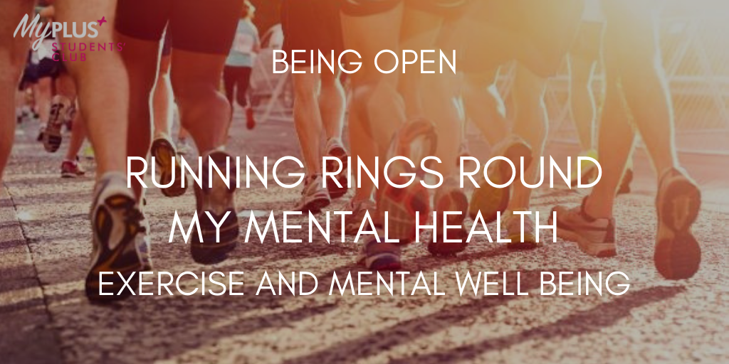Running Rings Round My Mental Health