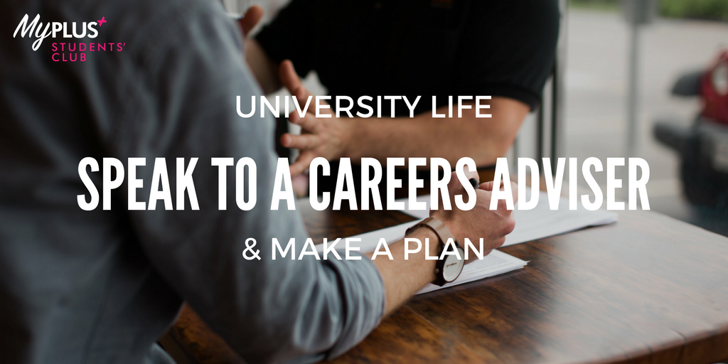 3 reasons why you should visit the Careers Service