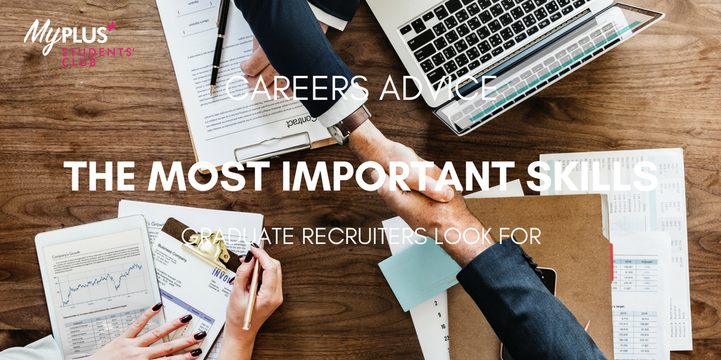 What are the most important skills graduate recruiters look for?