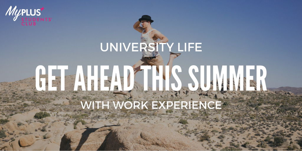 Your guide to getting vacation work experience
