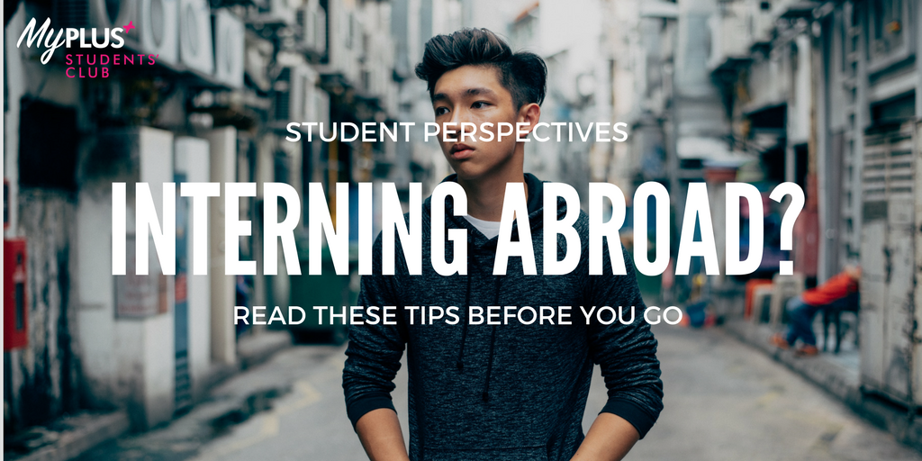 Top tips on how to survive (and enjoy) an internship abroad