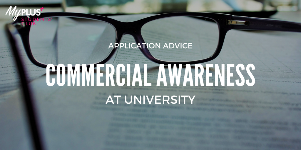 6 Ways to Develop Commercial Awareness at University